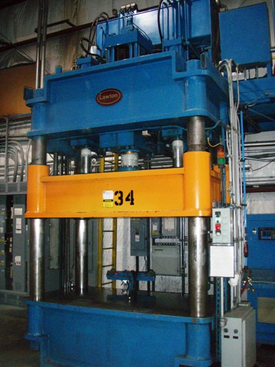 ech Machinery Sales showcasing pre-owned metal fabrication