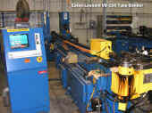 VB 150 Eaton Leonard tube bender CNC system for sale by Tech Machinery