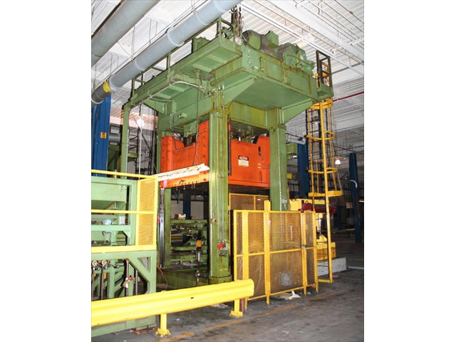 500 TON WILLIAMS & WHITE HYDRAULIC FRAMING PRESS