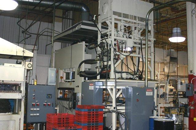 Used K R Wilson 1200 Ton 4 Post Hydraulic Press For Sale